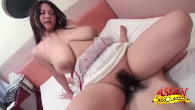 Busty Asian Airi Ai POV Sex And Creampie Finish