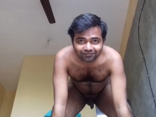 Mayanmandev complete nude morning...