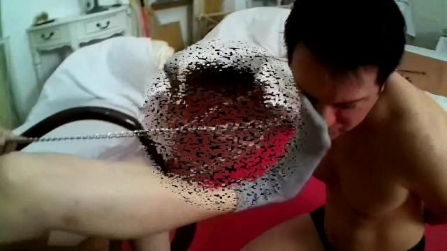 lady morgana want him inhale her stinky socks 22