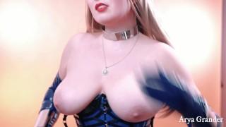Armpit dirty Talk Femdom Humiliation 4k video BDSM