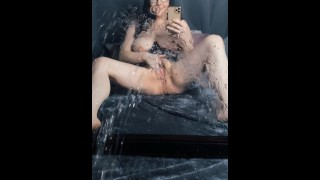 Clip Wet Look Mirror Power Piss Wash preview