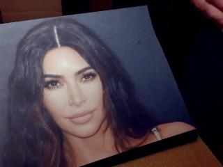 Cum kardashian photo amateur recording...