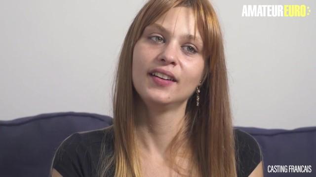 CastingFrancais - Sasha Paradis Hot Canadian Amateur First Time Porn Audition 4