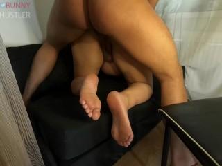 Chubby wife anal