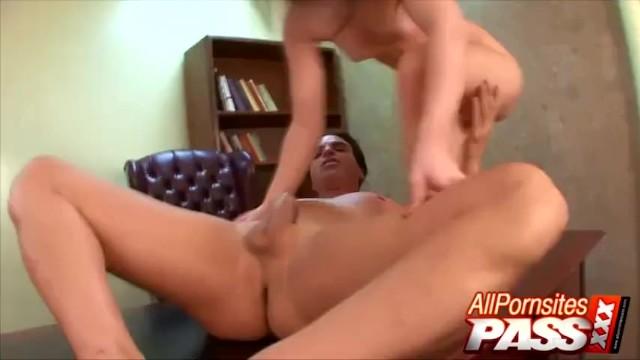 PAWG Ashlyn Rae Office Sex And Cum Facials 16