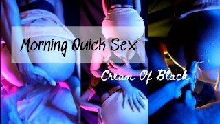 Morning Quick Sex Cum her Ass-Myanmar -Amateur-Myanmar-CreamOfBlack