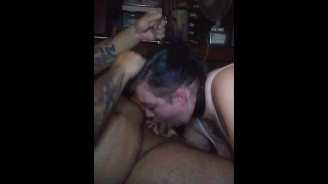 Licking Daddys Feet And Sucking His Cock 1