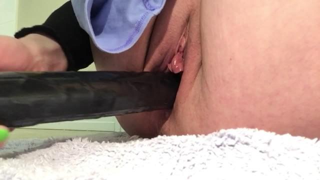 Amateur;Big Ass;Toys;Squirt;Exclusive;Verified Amateurs;Solo Female;Tattooed Women bbc, 12inch, hugedildo, calvinklein, undies, wet, squirt