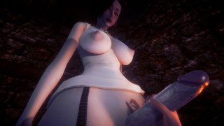 Tall Lady Dimitrescu wants to play with you(Taker POV) Resident Evil Village