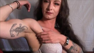 Trailer: Muscular Armpit Tease