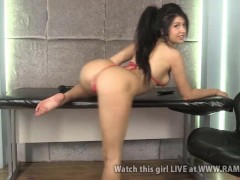 Atlanta Moreno And Her Flexible Big Ass