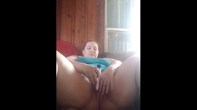 BBW;Masturbation;Toys;Exclusive;Verified Amateurs;Solo Female;Vertical Video wet-pussy, dildo-play