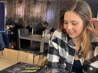 USING IN THE SUSHI A NEW VIBRATOR! THE MONSTER PUB 2   Western_guy & Mia Natalia Vlogs Ep 15