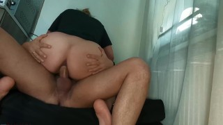 Fucked my wifes ass again
