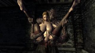 BDSM And Troll Sex In Skyrim