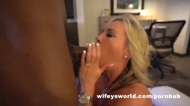 Wifey Gets Hammered By BBC Face Blast Finish 12