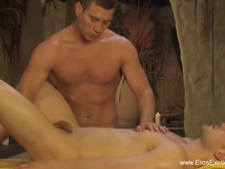 Massage For His Anal Cavity