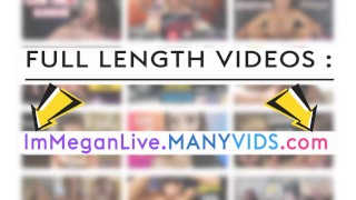 POWER GIRL AND THE PORN DIMENSION - PREVIEW - ImMeganLive