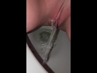 Is it squirt or is it piss?