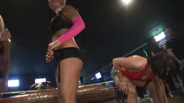 Slutty Girls Pose In Their Bikinis And Flashing Their Curves 14