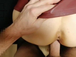 Getting fucked filled with cum...