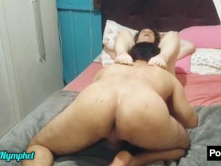 Latina creampie...