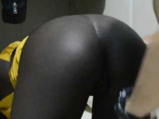 My girlfriend black did and i tape a...