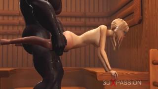 Extreme Black Sex
