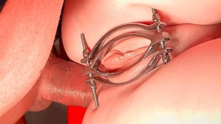 Extreme Close Up Anal