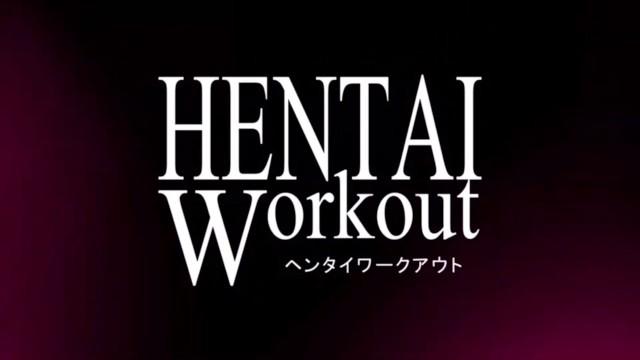 【HENTAIWORKOUT】HARU(25)OL、港区在住、ダンベルフライ#2全裸、フィットネス 10