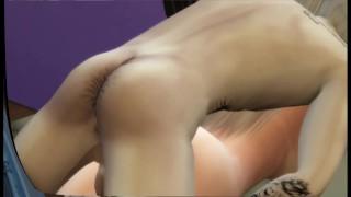 Джастин Бибер вместе со своей женой снимают порно альбом во время вечеринки   3d