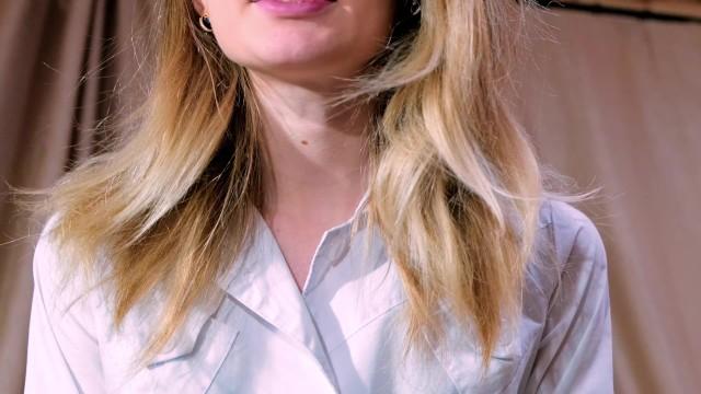 Зубной для сиси и обучение как быть сиси Кира Лостер 4 К 12