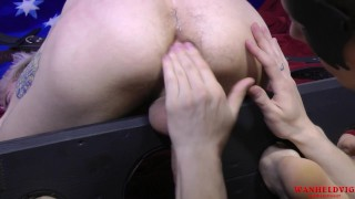 Rimming Closeup - Homemade Porn - Foot Fetish