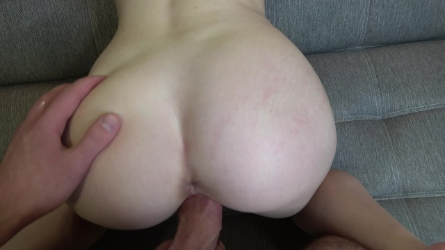 This busty girl with big ass definitely liked her Valentines gift 4k 60FPS 13