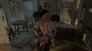 Binding. Sex games partners. Bdsm porn   Porno Game 3d