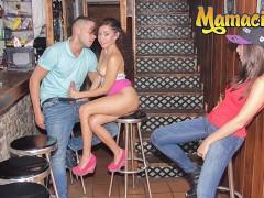 ChicasLoca - Frida Sante And Melody Petite Mexican Babes Intense Cuckolding Threesome - MAMACITAZ