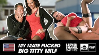 Milf Dacada fingers her pussy before a hard dick fucks her pussy! Steven Shame Dating