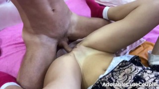 Custom Sex with deep penetration from behind - Exclusive Homemade Porn