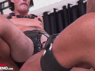 Bondage Master Fist Fuck Dungeon Pig Tony Orlando – FistingInferno