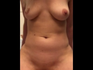 Fit Blonde Cock Riding Ends On Amazing Creampie . She Dares Him Not To Cum POV