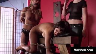 Hot Jody And Gagged Maxine X Tied By Mistress Chanta Rose!