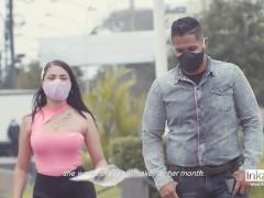 Escandalo en Perú por Venezolana ambulante