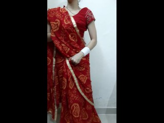 Desi Indian Bhabhi Video CHhat with secret lover