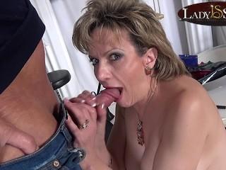 Nude housewife cock sucker...