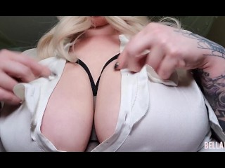 Your bbw girlfriend wakes you up her hard...