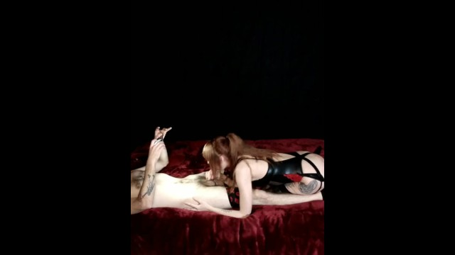 MySubmissive Gets Spanked For Wearing Crotchless Lingerie To Valentines Day Dinner - PART 1 20