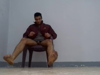 He need man to come suck his dick...