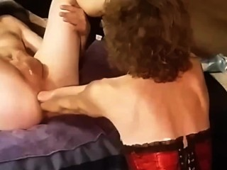 Nicki kinxxx double anal fisting squirting hes a...