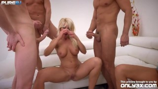 Fantastic nympho Tiffany Rousso great blowjob skills - trailer by Only3x - scene by PureBJ powered b