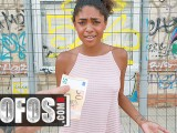 Mofos - Sexy Luna Corazon Spices Up Her Vacation In Spain By Fucking A Huge French Dick In Public